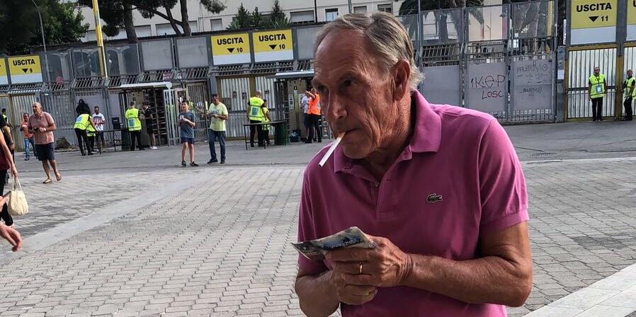 Zdenek Zeman al Barbera