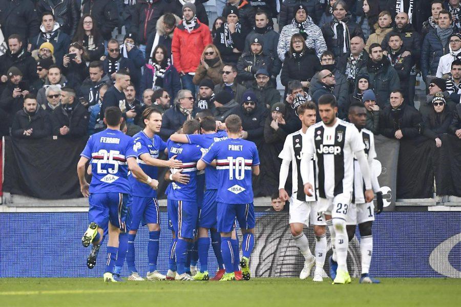 Juventus-Sampdoria-Saponara