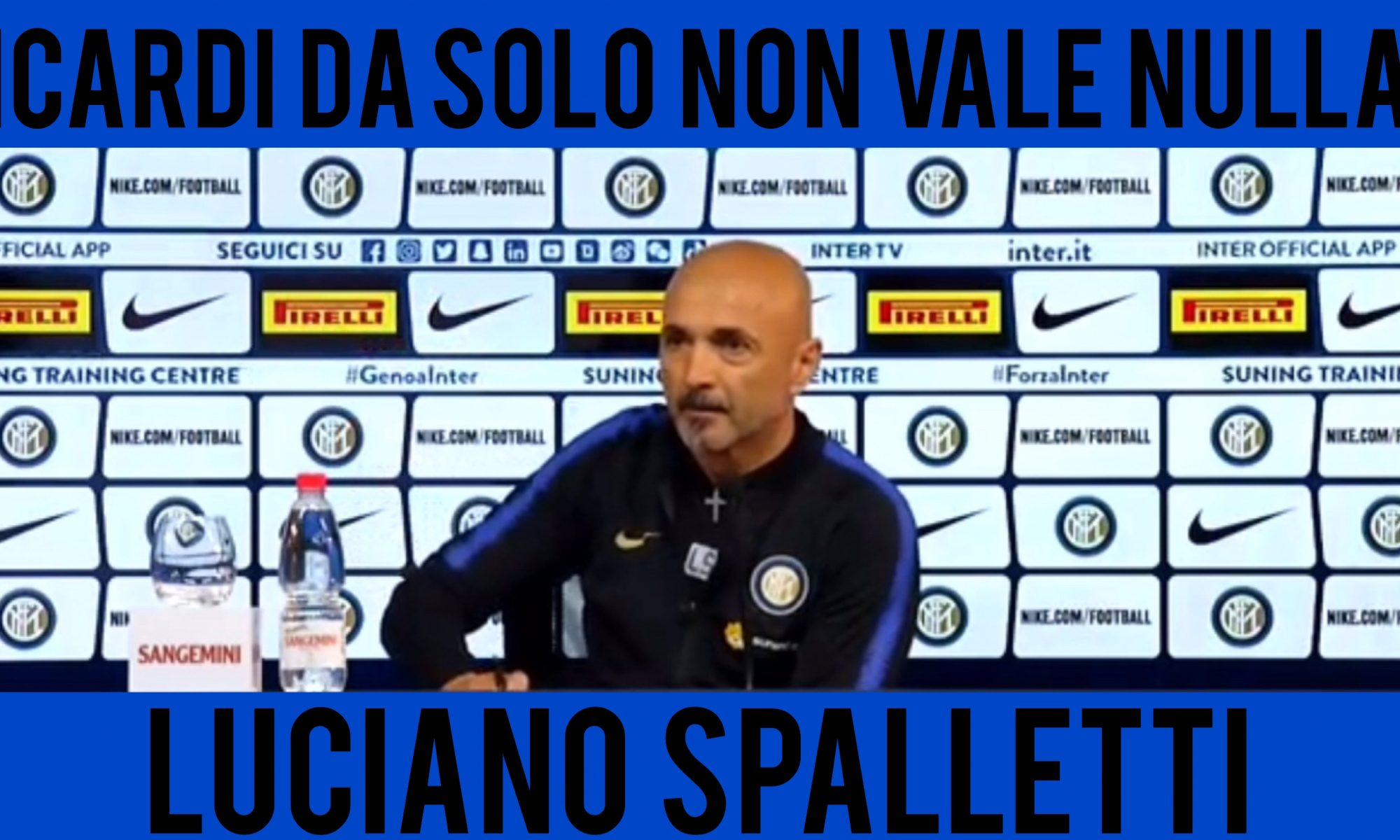 Spalletti-Icardi-Inter
