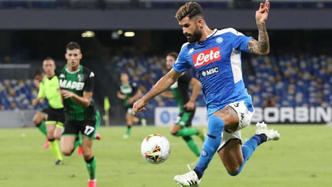 Napoli-Sassuolo 2-0, il calcio al tempo del Var