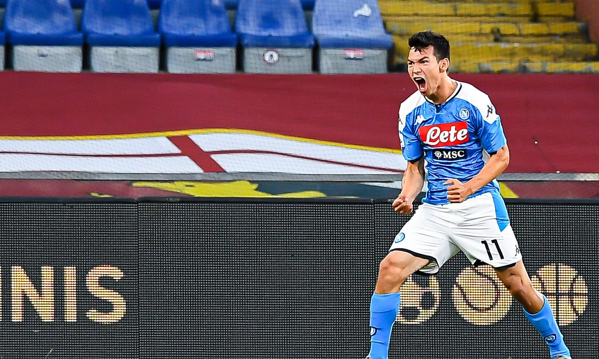 Genoa-Napoli 1-2