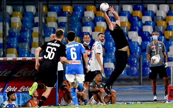 Napoli-Milan 2-2