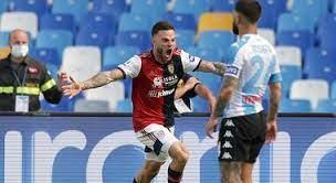 Napoli-Cagliari 1-1
